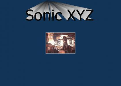 Sonic XYZ